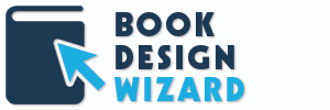 Book Design Wizard Logo